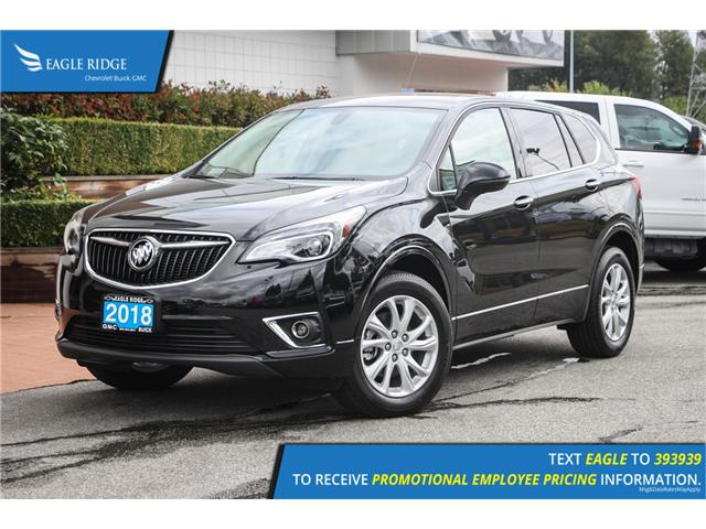 2019 Buick Envision Preferred (Stk: 94303A) in Coquitlam - Image 1 of 16