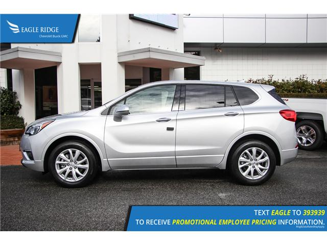 2019 Buick Envision Preferred (Stk: 94304A) in Coquitlam - Image 3 of 16