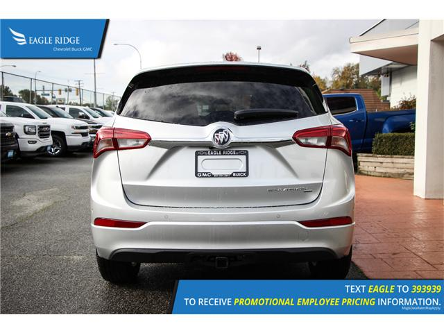 2019 Buick Envision Preferred (Stk: 94304A) in Coquitlam - Image 6 of 16