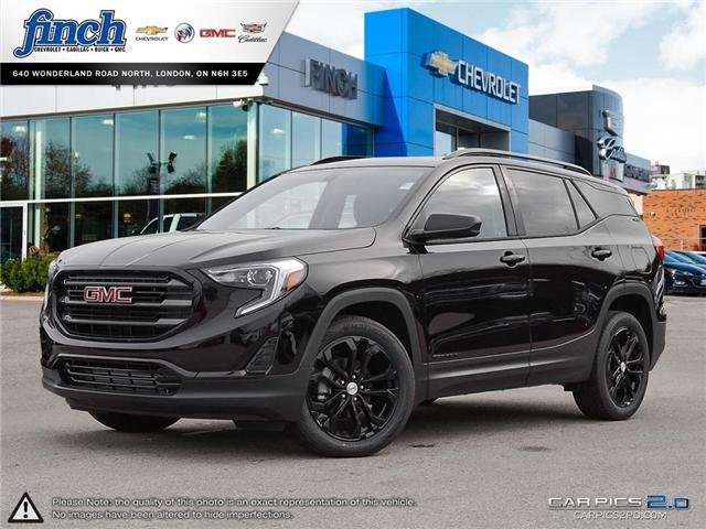 2019 GMC Terrain SLE (Stk: 144165) in London - Image 1 of 28