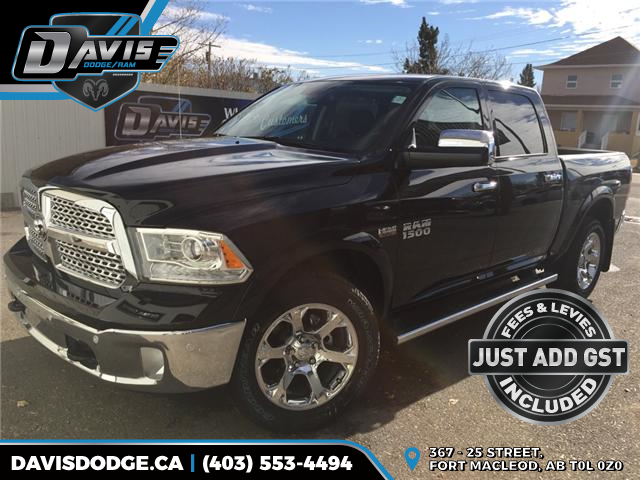 2018 RAM 1500 Laramie (Stk: 11746) in Fort Macleod - Image 1 of 26