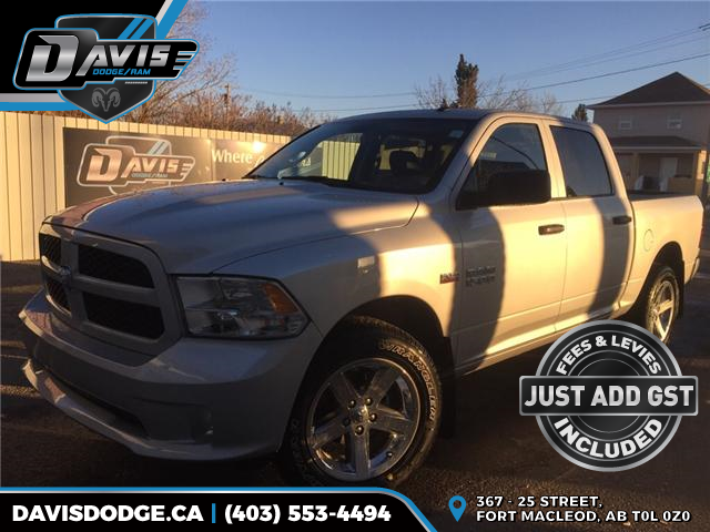 2018 RAM 1500 ST (Stk: 11799) in Fort Macleod - Image 1 of 21