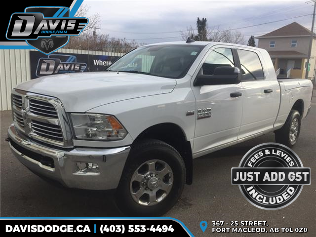 2018 RAM 2500 SLT (Stk: 11796) in Fort Macleod - Image 1 of 21