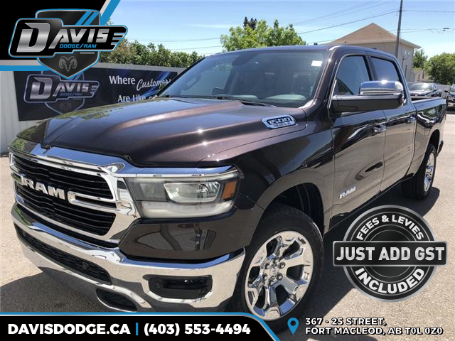 2019 RAM 1500 Big Horn (Stk: 13050) in Fort Macleod - Image 1 of 20