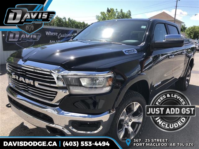 2019 RAM 1500 Laramie (Stk: 13072) in Fort Macleod - Image 1 of 21