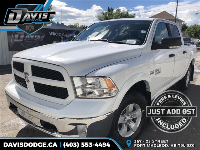 2018 RAM 1500 SLT (Stk: 13268) in Fort Macleod - Image 1 of 19