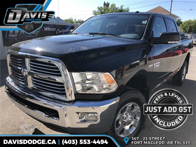 2018 RAM 2500 SLT (Stk: 13365) in Fort Macleod - Image 1 of 18