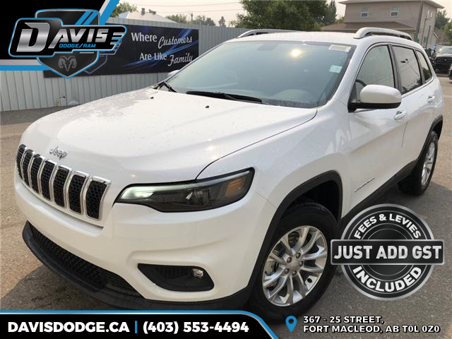 2019 Jeep Cherokee North (Stk: 13613) in Fort Macleod - Image 1 of 19