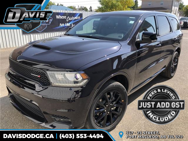 2018 Dodge Durango GT (Stk: 13626) in Fort Macleod - Image 1 of 24