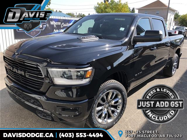 2019 RAM 1500 Sport (Stk: 13657) in Fort Macleod - Image 1 of 20