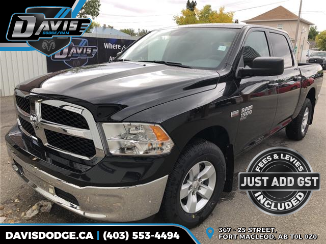 2019 RAM 1500 Classic SLT (Stk: 13629) in Fort Macleod - Image 1 of 17