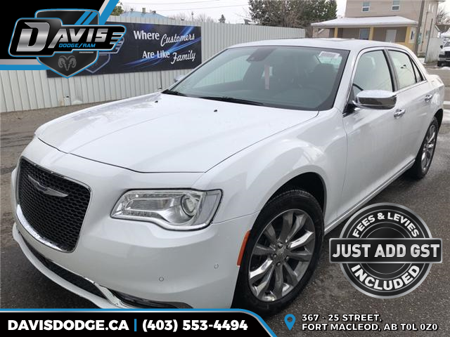 2019 Chrysler 300 Limited (Stk: 13819) in Fort Macleod - Image 1 of 23