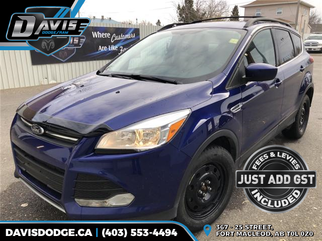 2013 Ford Escape SE 1FMCU9G97DUB66908 14005 in Fort Macleod