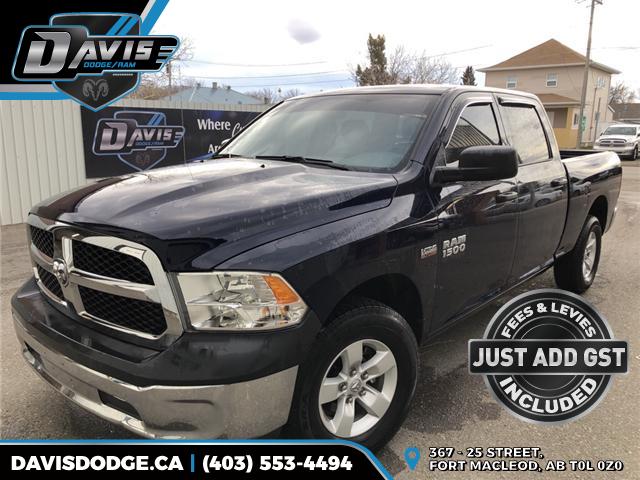 2017 RAM 1500 ST (Stk: 14094) in Fort Macleod - Image 1 of 17
