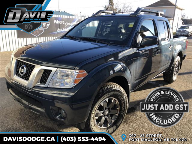 2018 Nissan Frontier PRO-4X (Stk: 14205) in Fort Macleod - Image 1 of 19