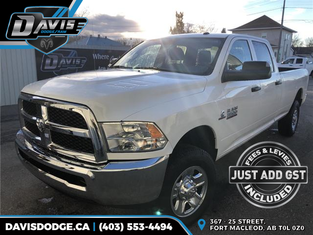 2015 RAM 3500 ST (Stk: 14230) in Fort Macleod - Image 1 of 17