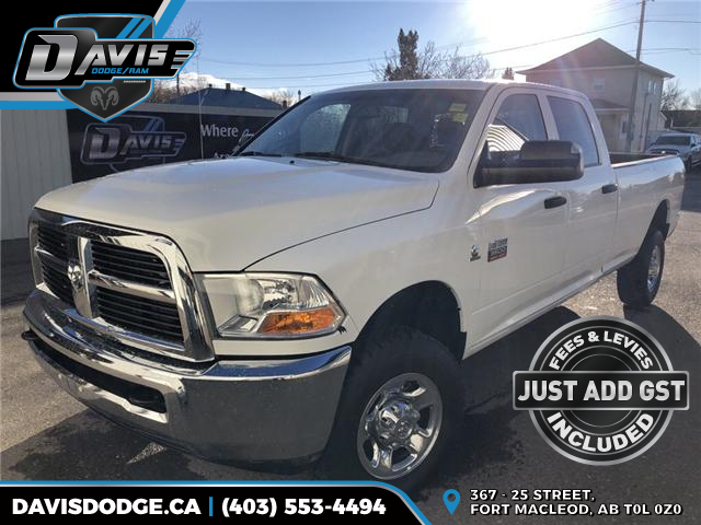 2012 RAM 3500 ST (Stk: 14231) in Fort Macleod - Image 1 of 18