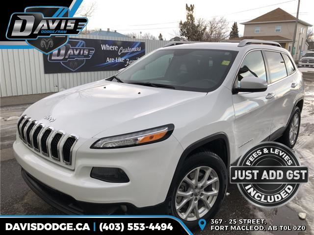 2014 Jeep Cherokee North (Stk: 6333) in Fort Macleod - Image 1 of 18