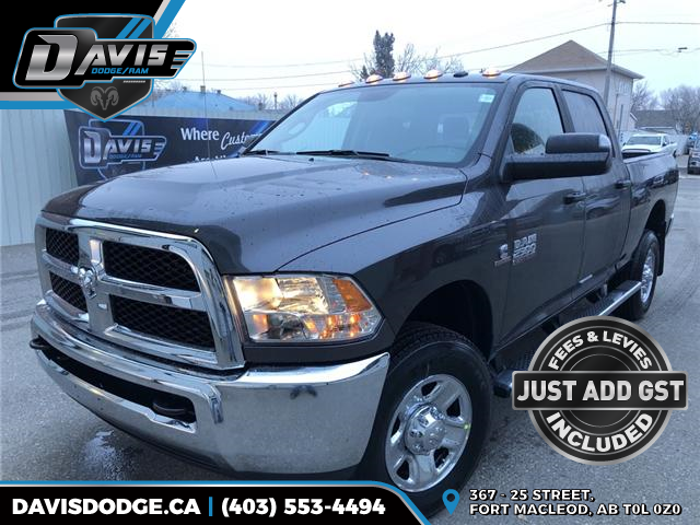 2018 RAM 2500 SLT (Stk: 14288) in Fort Macleod - Image 1 of 19