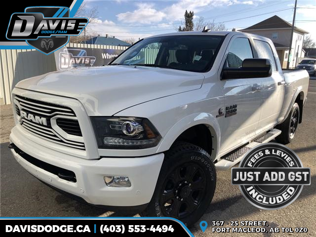 2018 RAM 3500 Laramie (Stk: 14296) in Fort Macleod - Image 1 of 22