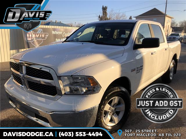 2019 RAM 1500 Classic SLT (Stk: 14270) in Fort Macleod - Image 1 of 18