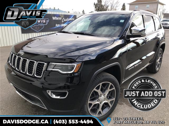 2019 Jeep Grand Cherokee Limited (Stk: 14326) in Fort Macleod - Image 1 of 23