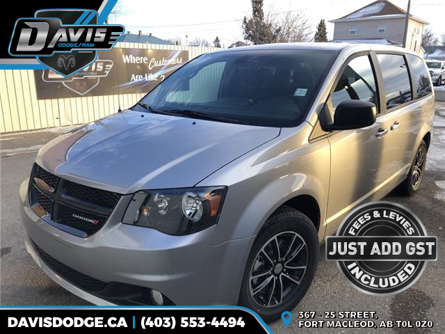 2019 Dodge Grand Caravan CVP/SXT (Stk: 14391) in Fort Macleod - Image 1 of 18