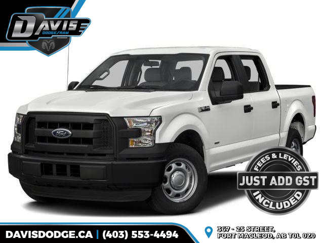 2015 Ford F-150 XLT (Stk: 14398) in Fort Macleod - Image 1 of 1