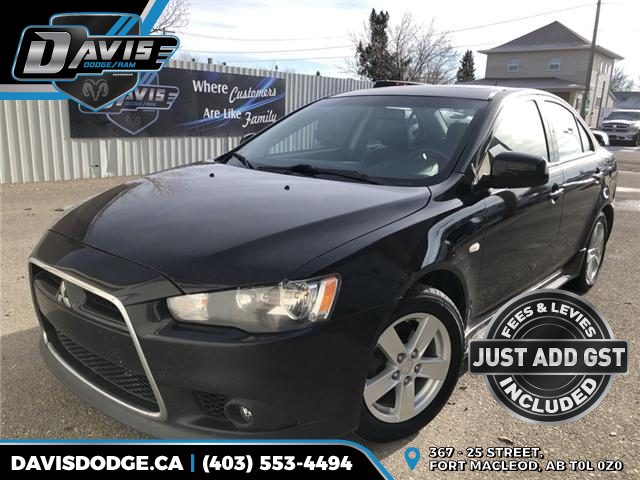 2014 Mitsubishi Lancer SE AWC (Stk: 14253) in Fort Macleod - Image 1 of 18