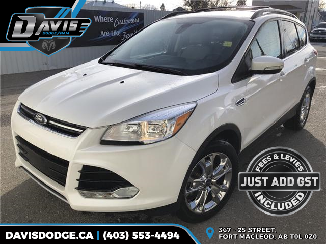 2013 Ford Escape SEL (Stk: 14161) in Fort Macleod - Image 1 of 19