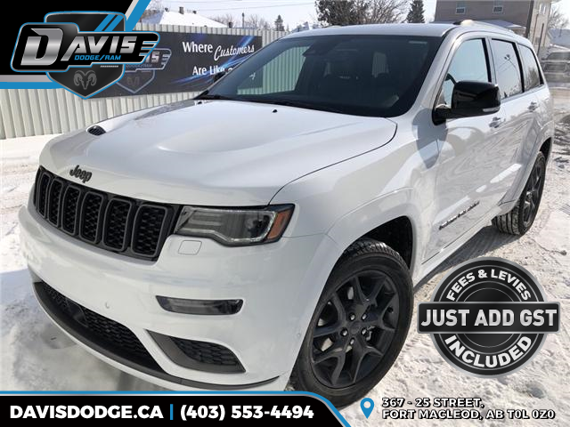 2019 Jeep Grand Cherokee Limited (Stk: 14417) in Fort Macleod - Image 1 of 22