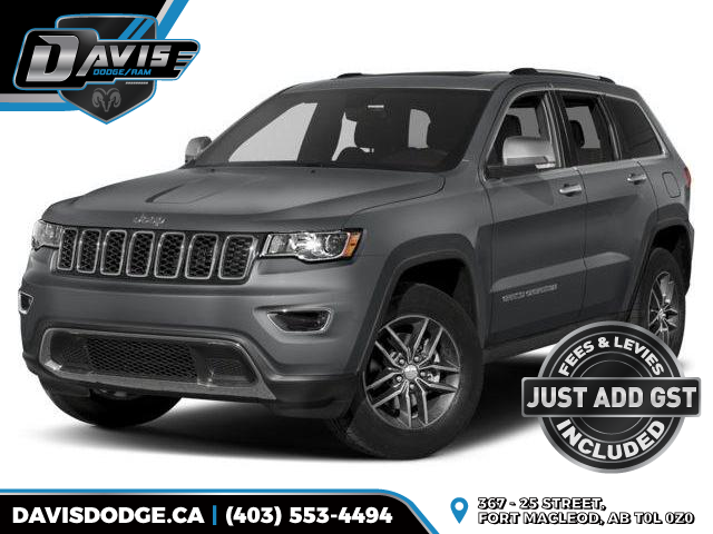2018 Jeep Grand Cherokee Limited (Stk: 1C4RJF) in Fort Macleod - Image 1 of 9