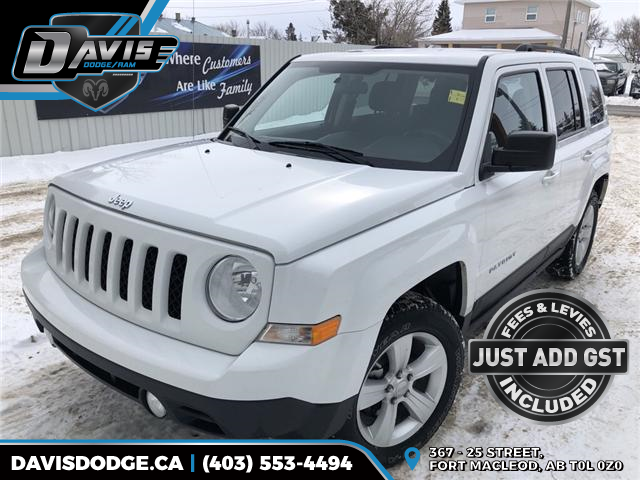 2012 Jeep Patriot Sport/North (Stk: 11566) in Fort Macleod - Image 1 of 17