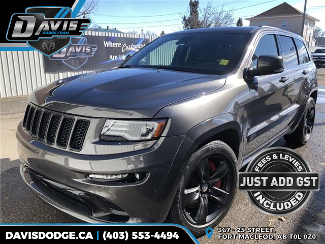 2014 Jeep Grand Cherokee SRT (Stk: 14576) in Fort Macleod - Image 1 of 24