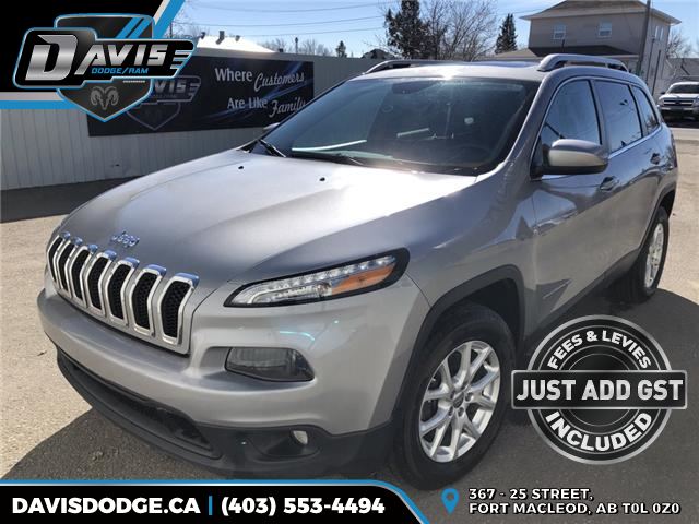 2016 Jeep Cherokee North (Stk: 8607) in Fort Macleod - Image 1 of 22
