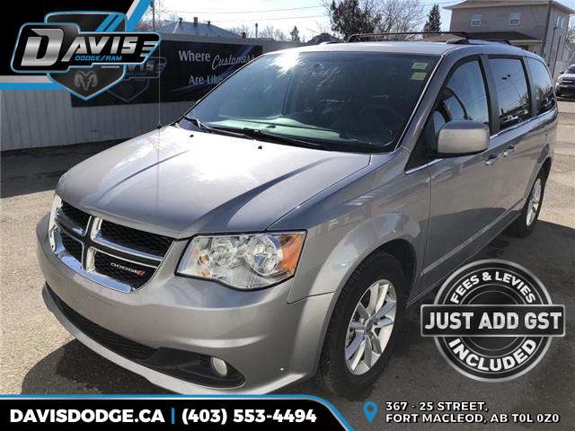 2018 Dodge Grand Caravan Crew (Stk: 14580) in Fort Macleod - Image 1 of 22