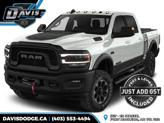 2019 RAM 2500 Tradesman (Stk: 14631) in Fort Macleod - Image 1 of 1