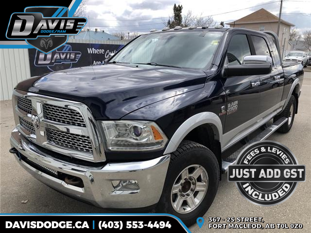 2013 RAM 2500 Laramie (Stk: 14675) in Fort Macleod - Image 1 of 22