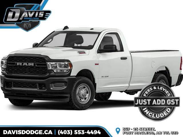 2019 RAM 2500 Tradesman (Stk: 14667) in Fort Macleod - Image 1 of 1
