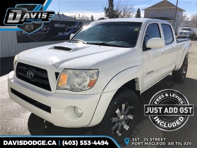 2008 Toyota Tacoma V6 (Stk: 14778) in Fort Macleod - Image 1 of 16