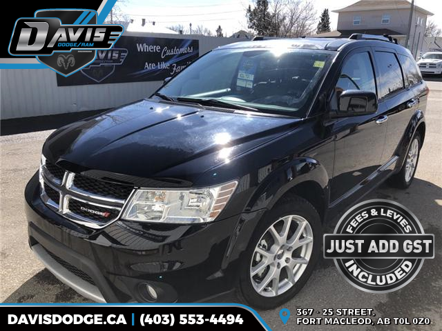 2017 Dodge Journey GT (Stk: 14734) in Fort Macleod - Image 1 of 23