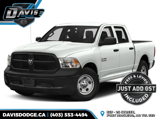 2019 RAM 1500 Classic ST (Stk: 14831) in Fort Macleod - Image 1 of 9