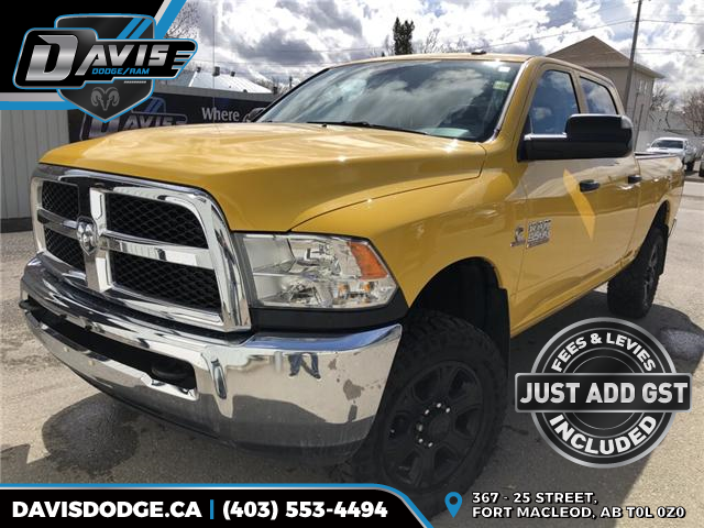 2017 RAM 3500 ST (Stk: 14789) in Fort Macleod - Image 1 of 21