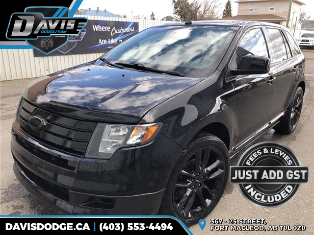 2010 Ford Edge Sport (Stk: 14775) in Fort Macleod - Image 1 of 21
