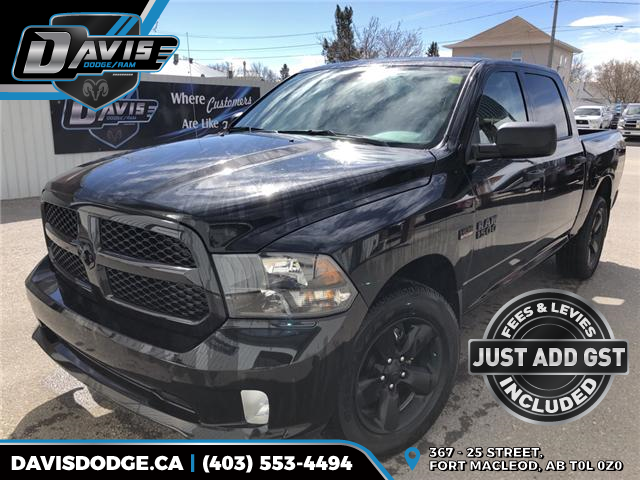 2017 RAM 1500 ST (Stk: 14858) in Fort Macleod - Image 1 of 18