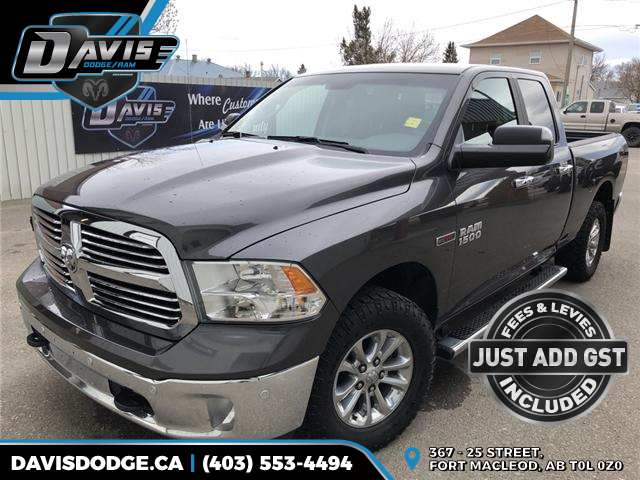 2016 RAM 1500 SLT (Stk: 8706) in Fort Macleod - Image 1 of 19