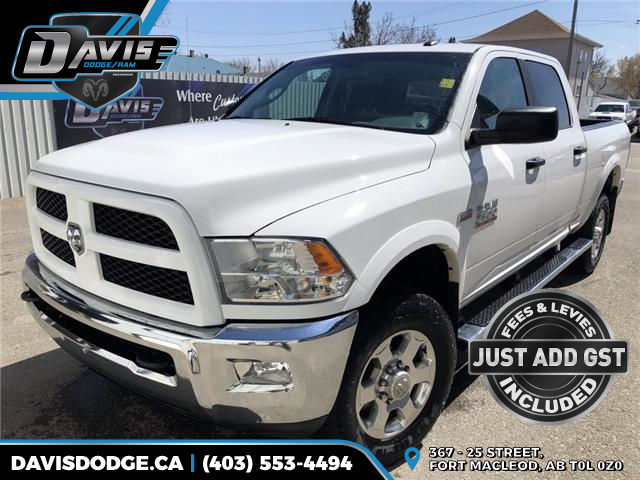 2016 RAM 2500 SLT (Stk: 14894) in Fort Macleod - Image 1 of 18