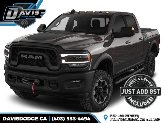 2019 RAM 3500 Big Horn (Stk: 14970) in Fort Macleod - Image 1 of 1