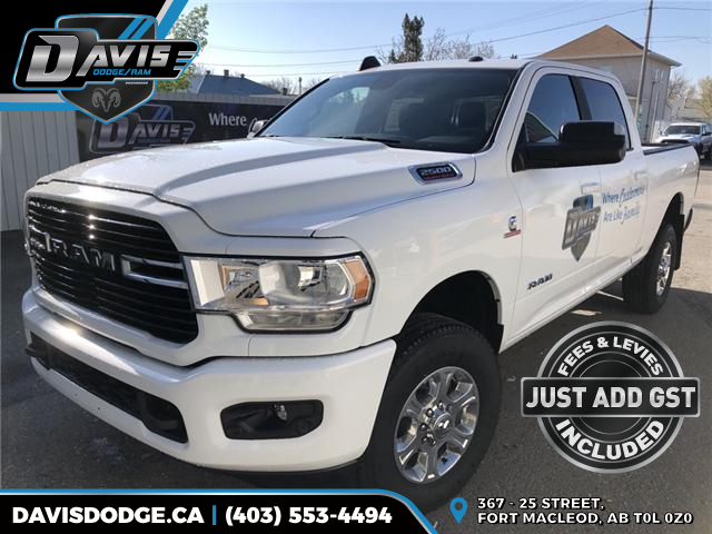 2019 RAM 2500 Big Horn (Stk: 15019) in Fort Macleod - Image 1 of 20