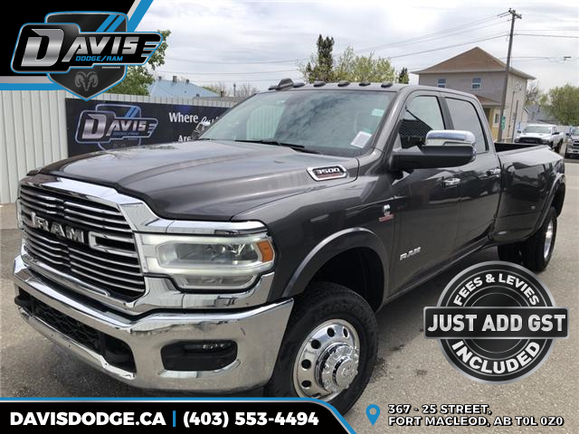 2019 RAM 3500 Laramie (Stk: 15065) in Fort Macleod - Image 1 of 20
